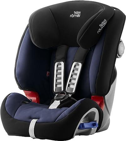 Oferta amazon: Britax Römer Multi-Tech III, Silla de coche grupo 1/2, azul (Moonlight Blue)