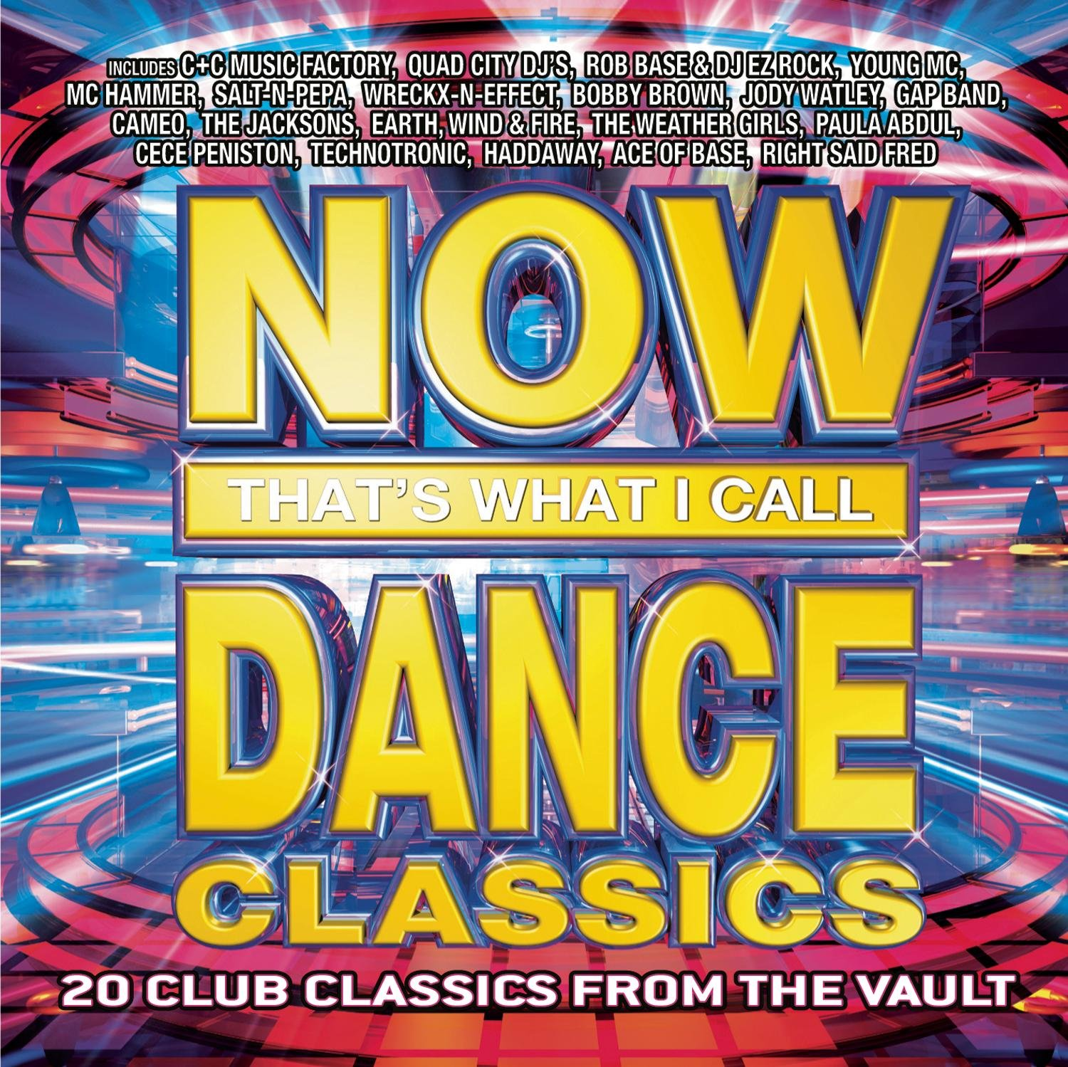 Now That's What I Call Dance Classics by Sony Music