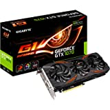 Gigabyte GeForce GTX 1070 G1 Gaming Video/Graphics Cards GV-N1070G1 GAMING-8GD by Gigabyte