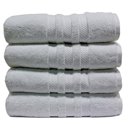 Hotel Premier Collection 100% algodón toalla de baño, Platinum