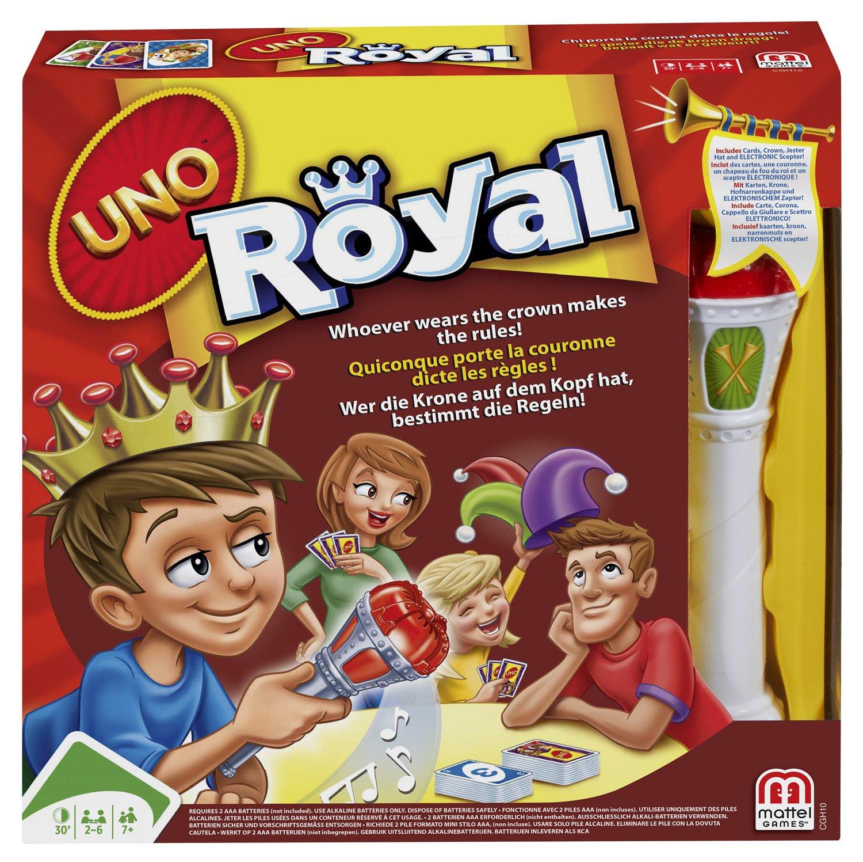 Fabuleux Uno - CGH10 - Jeu De Cartes - Royal Revenge: Amazon.fr: Jeux et Jouets NF95