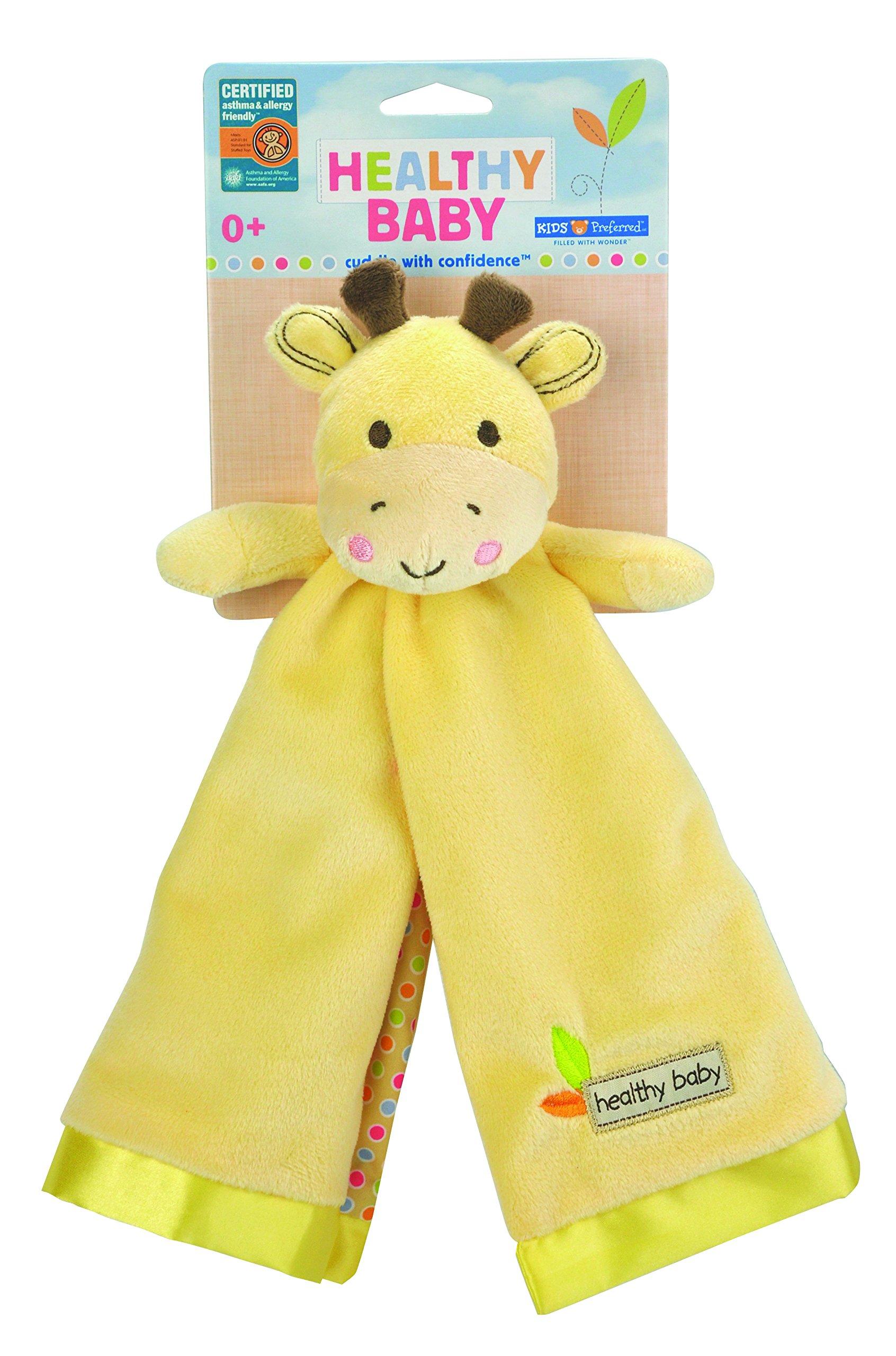Healthy Baby Giraffe Blanky