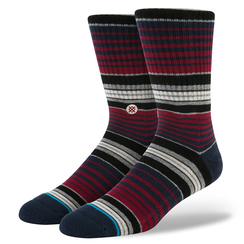 Stance Camp Socks Dark Red LXL