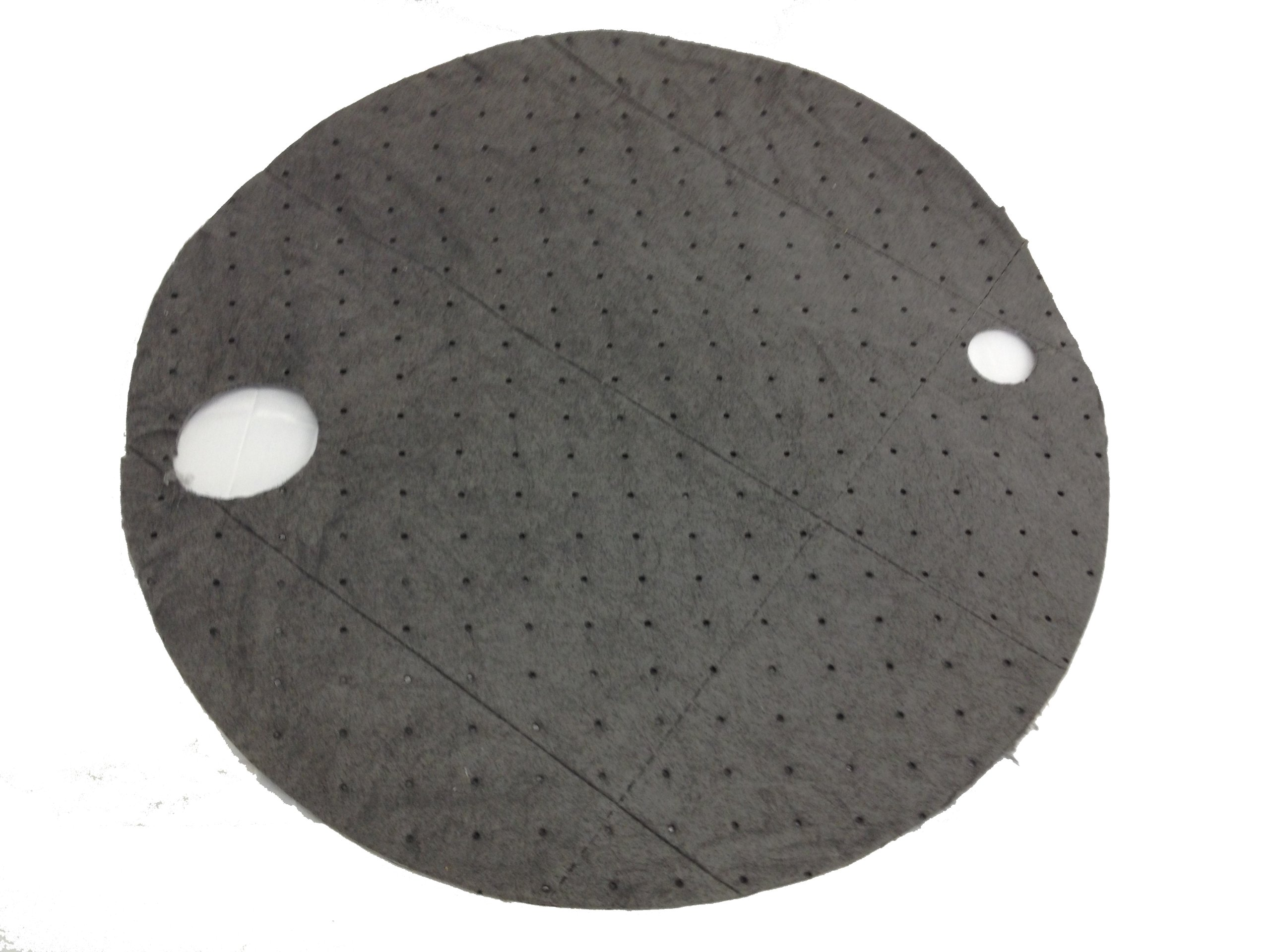 Oil Eater AOA-DRUMPAD-25 22'' Universal Drum Top Pads by Oil Eater
