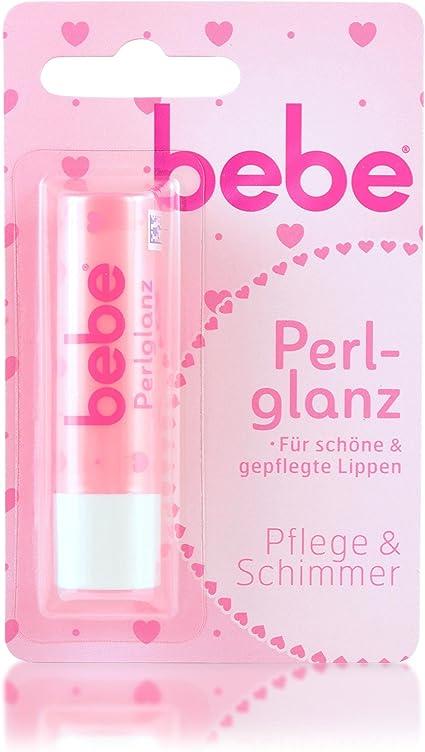5 Pack Bebe Young Care Cuidado lápiz labial perlado 5 x 4,9 g: Amazon.es: Belleza