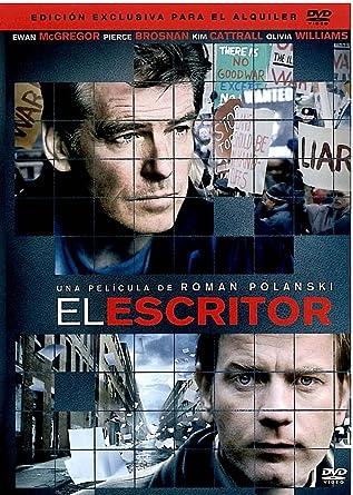Amazon.com: El Escritor: Cine y TV