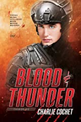 Blood & Thunder (THIRDS Book 2) Kindle Edition