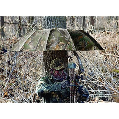 Instant Roof Tree Stand Umbrella (Oakbrush, 57-inch), New: Home & Kitchen