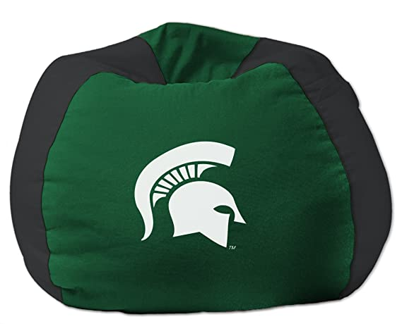 Amazon.com : College Michigan State Bean Bag Chair : Sports Fan Bean Bag  Chairs : Sports U0026 Outdoors