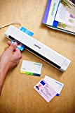 Brother Mobile Color Page Scanner, DS-620, Fast