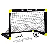 Amazon Price History for:Franklin Sports MLS Mini Soccer Goal Set - 36 x 24 Inch - Includes Size 1 Soccer Ball and Ball Pump