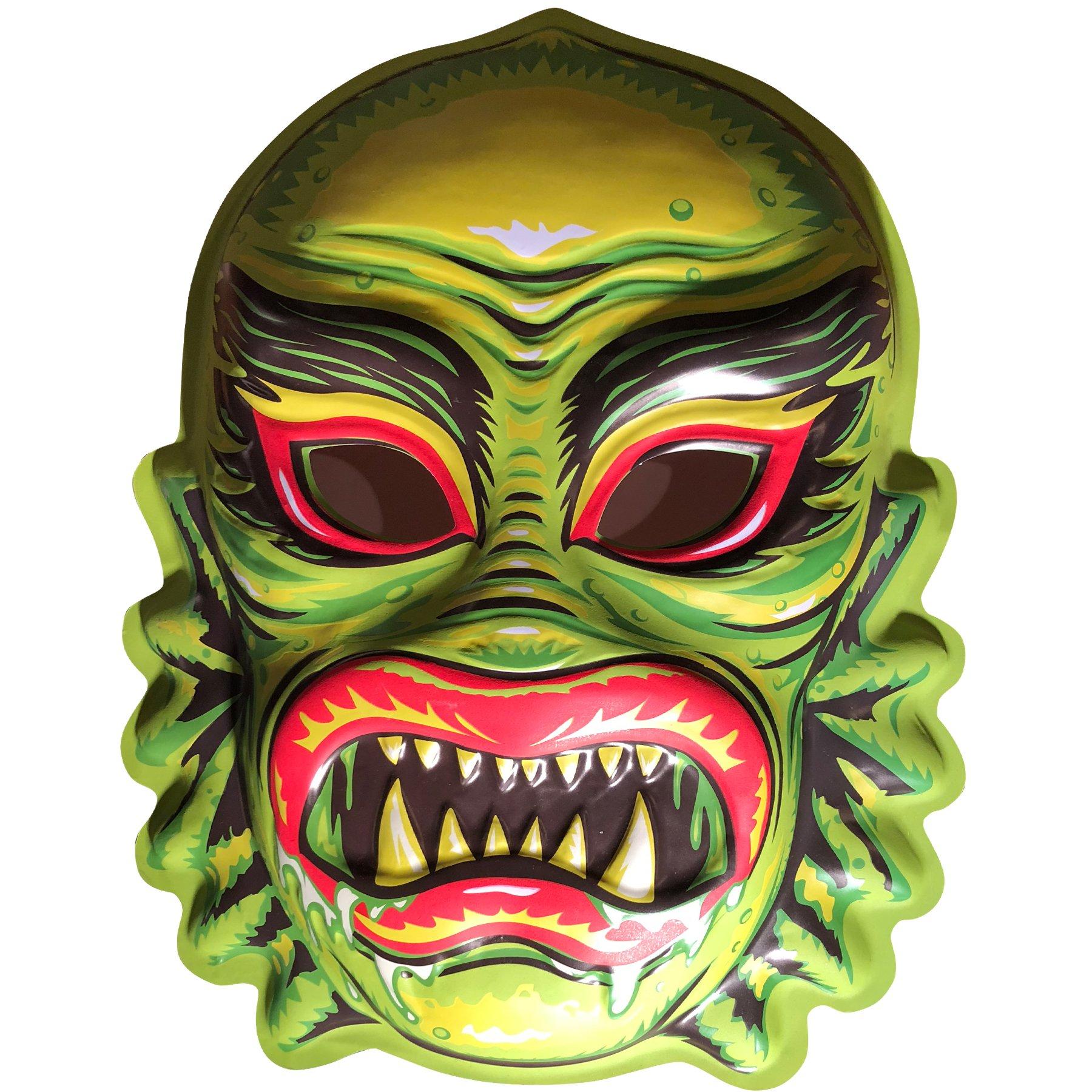 Retro-a-go-go! Gill Freak Vac-Tastic Plastic Mask Wall Decor by Retro-a-go-go!