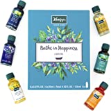 Kneipp 6 Piece Herbal Bath Oil Set, 6 x 20 Milliliter Bottles
