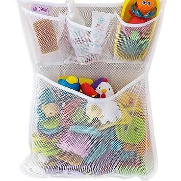 1Stück Für zu hause bad mobile baby bad spielzeug aufbewahrungstasche netztasche
