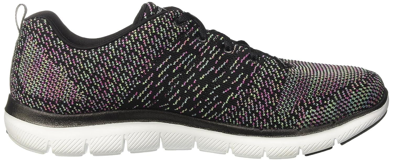 851bb59270c2 Skechers Women s Flex Appeal 2.0-High Energy Trainers  Amazon.co.uk  Shoes    Bags