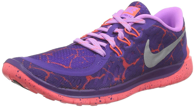 Nike Free 5.0 Lava, Chaussures de Course Fille