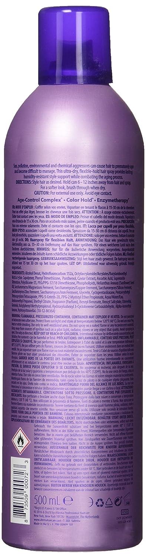 ALTERNA CAVIAR ANTI-AGING working hairspray 500 ml 0873509000723