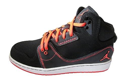 8a5842463ffdf5 nike air jordan 1 flight 2 BG hi top trainers 631784 sneakers shoes (uk 6  us 7Y eu 40