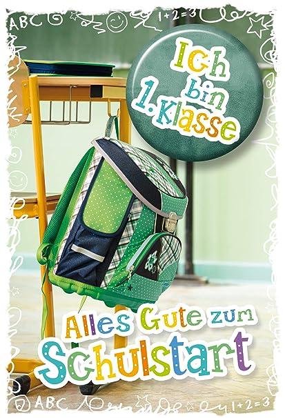 comienzo escolar KK, color Button: Amazon.es: Oficina y ...