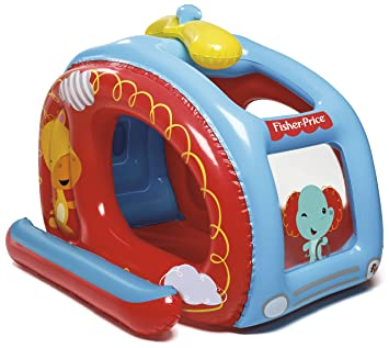 Bestway 93502 - Piscina de Bolas Hinchable Fisher Price ...