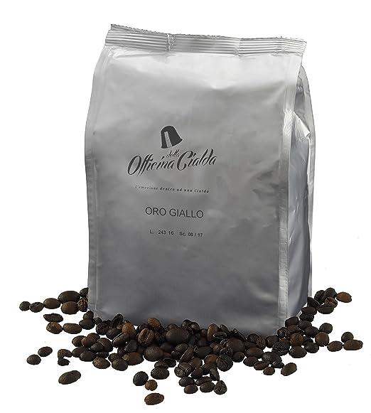 160 cápsulas de café compatibles Nescafè Dolce Gusto, sabor oro amarillo, paquete de 160
