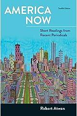 America Now, High School Edition Kindle Edition