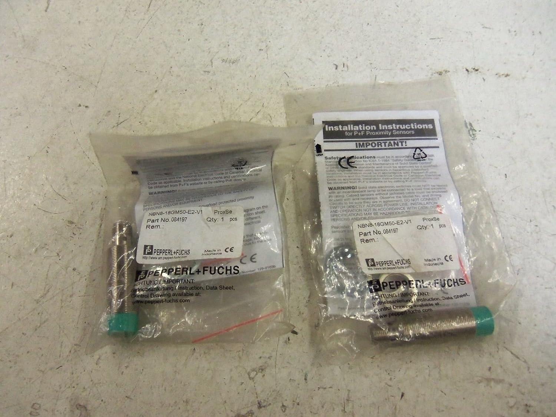 New Pepperl+Fuchs Proximity Switch NBN8-18GM50-E2