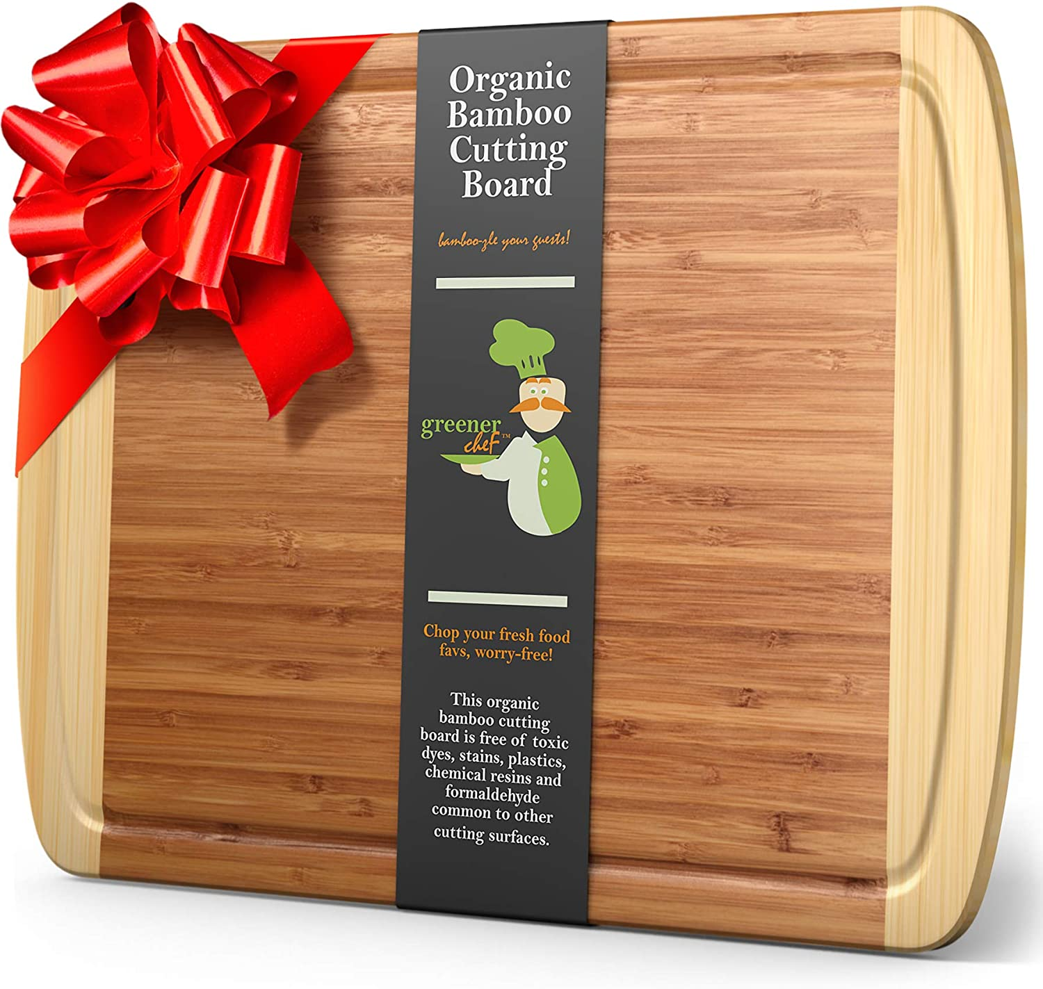 Organic Wood Cutting Boards
