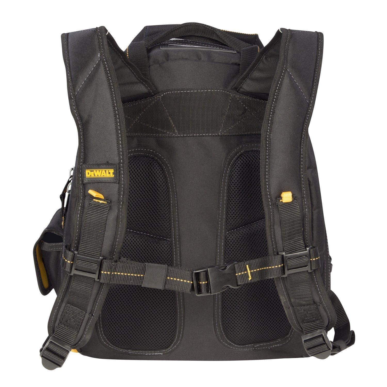 DEWALT DGL523 Lighted Tool Backpack Bag, 57-Pockets by DEWALT (Image #11)