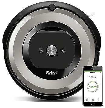 iRobot Roomba e5154 - Robot Aspirador Óptimo Mascotas 3553bc36deec