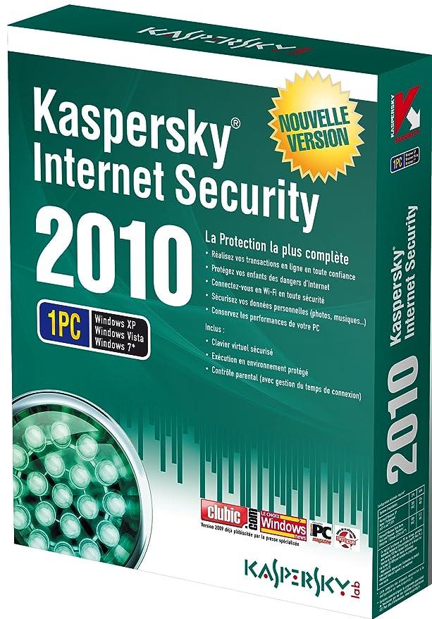 kaspersky 2009 clubic