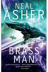 Brass Man (An Agent Cormac Novel Book 3) Kindle Edition
