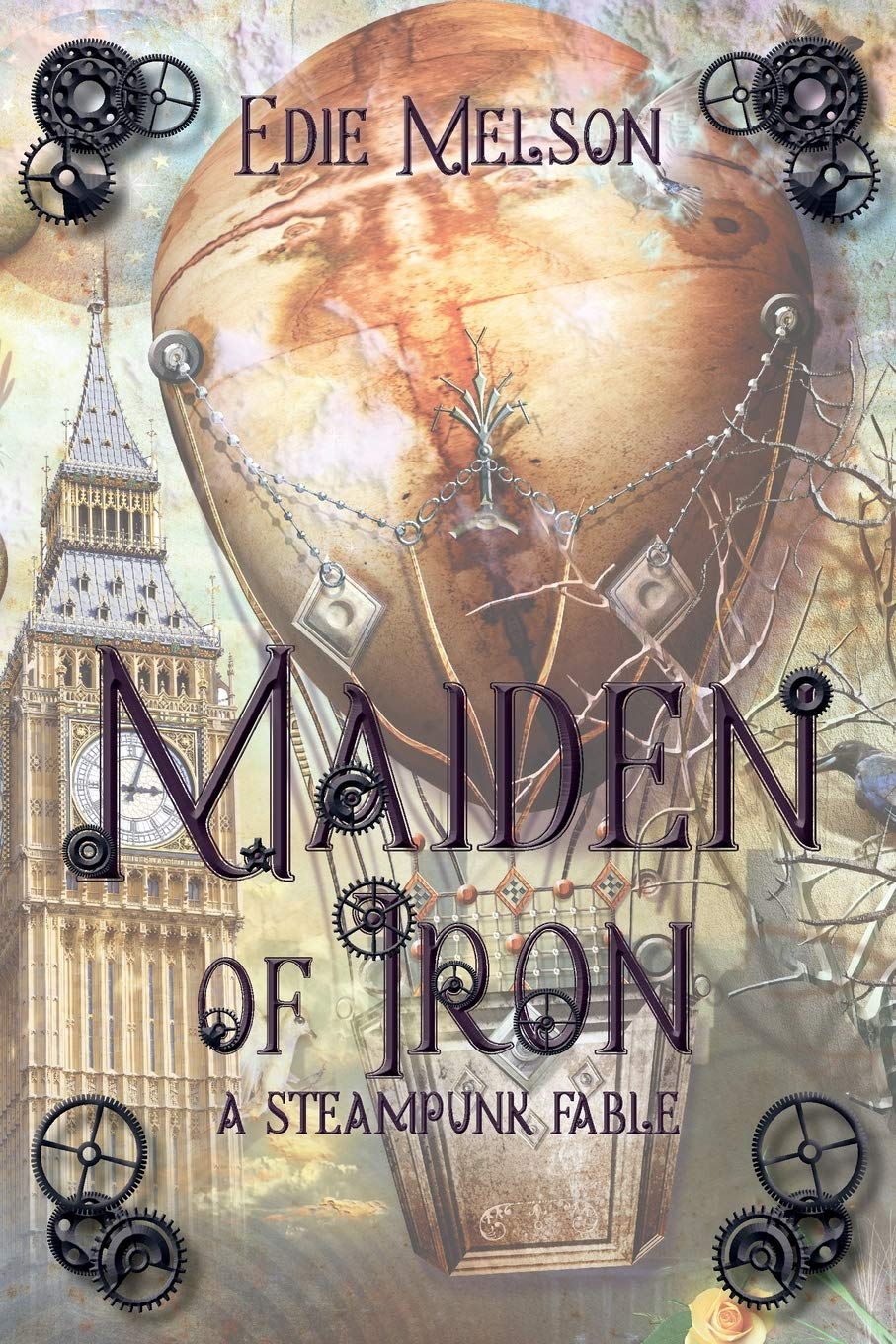Maiden of Iron: A Steampunk Fable PDF