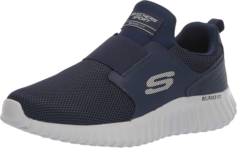 Skechers Herren Depth Charge 2.0 Slip On Sneaker: