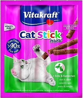 Vitakraft C-78206, Cat-Stick Pato - 18 g [Pack de 20