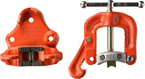 RIDGID 40080 21A Bench Yoke Vise, 1/8-inch to 2-inch Pipe Vise