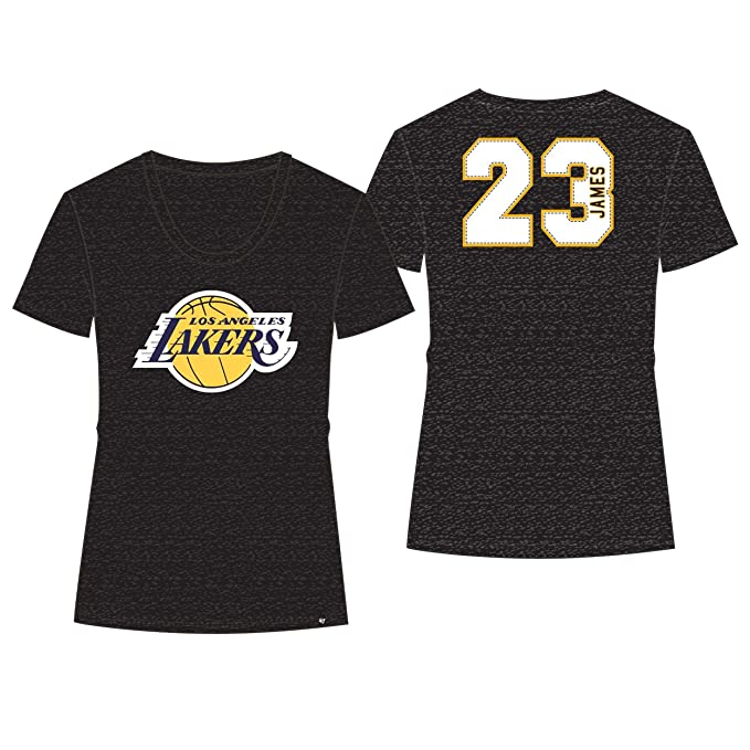 cheap for discount 47b86 77837 Amazon.com: '47' Women's NBA Los Angeles Lakers Lebron James ...