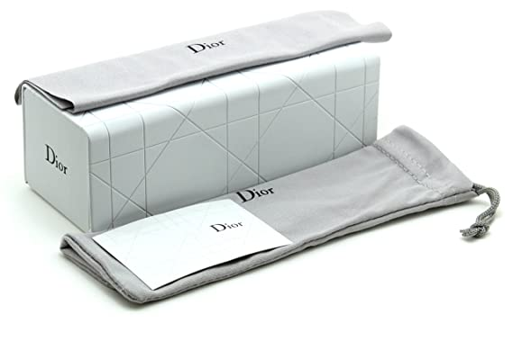 64962373714cf Image Unavailable. Image not available for. Color  Dior Sunglass Eyeglass  Magnetic Hard Case w Dior Cleaning Cloth ...