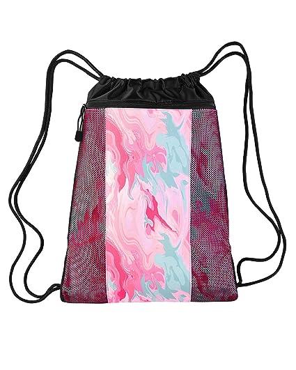 53661257a429 T3 TEAM CINCH BAG (TIE DYE PRINT) (OS)