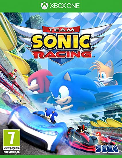 Team Sonic Racing, Xbox One: Amazon.es: Videojuegos