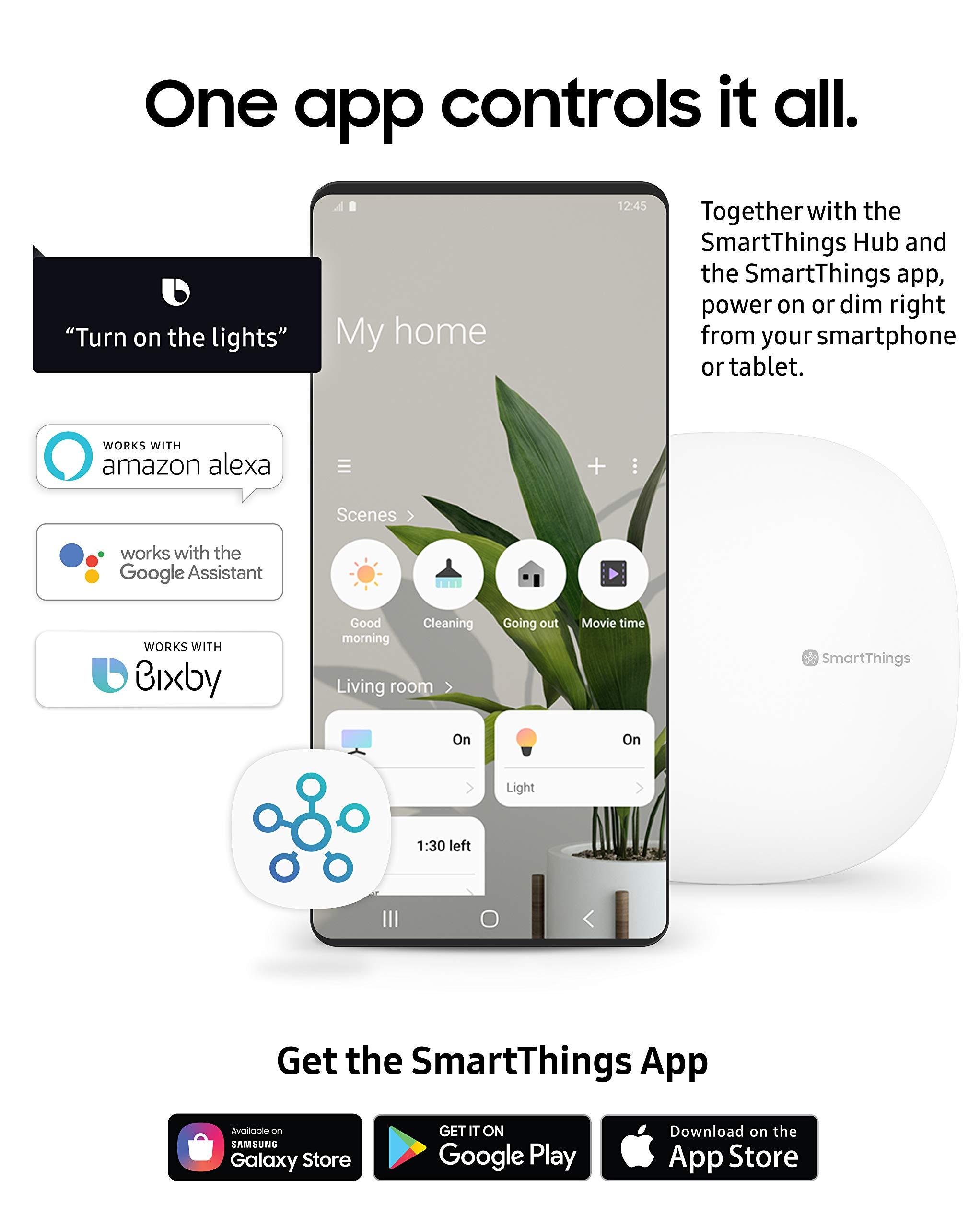 Smartthings Virtual Switch Alexa