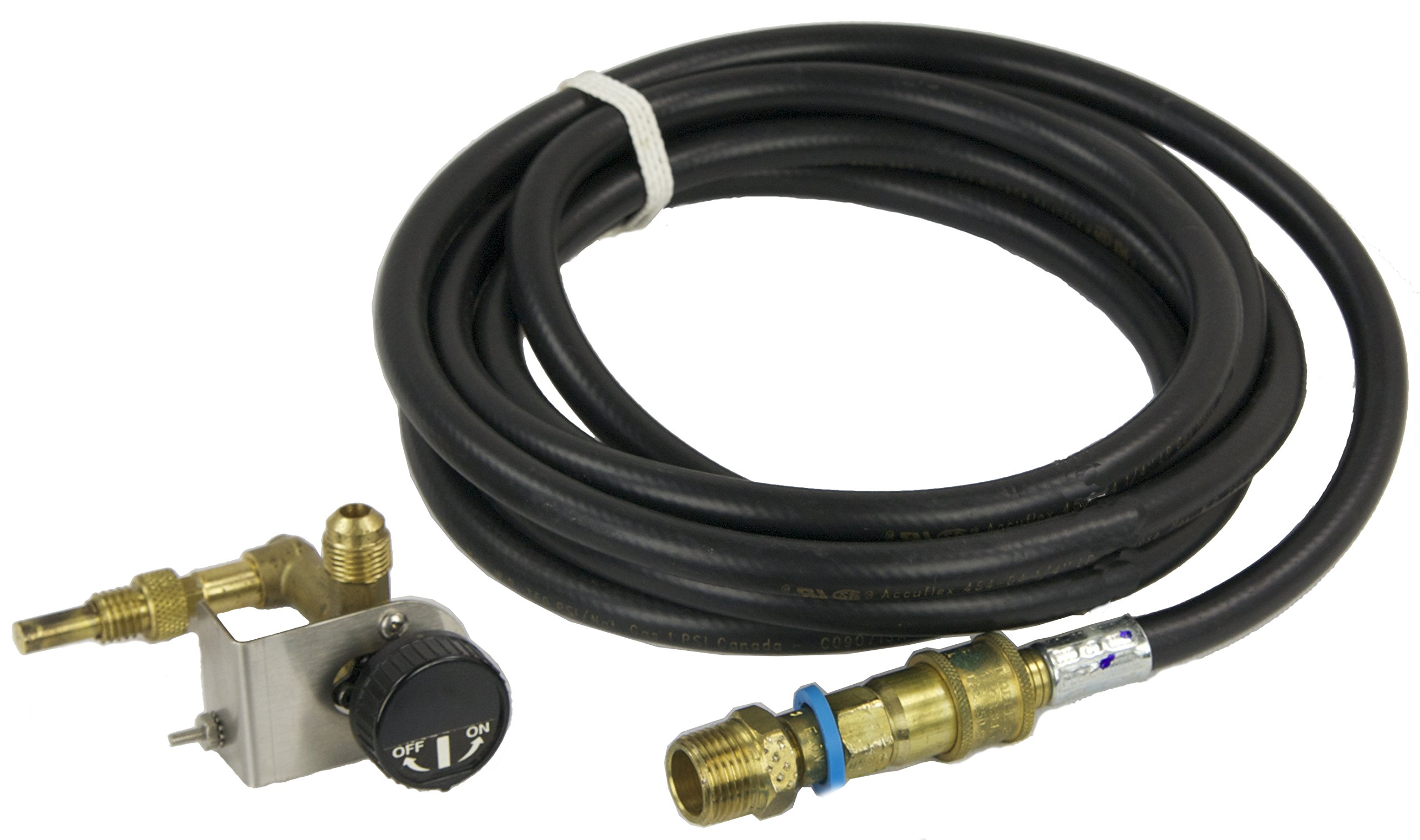 Solaire SOL-SALPC Low Pressure Propane Conversion Kit for Portable Infrared Grills by Solaire
