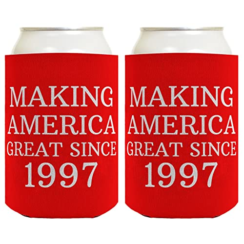 Republican Gifts For 21st Birthday Making America Great Since 1997 Gag