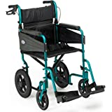 Patterson Medical Days Escape Lite Aluminium Wheelchair,  Racing Green - Standard