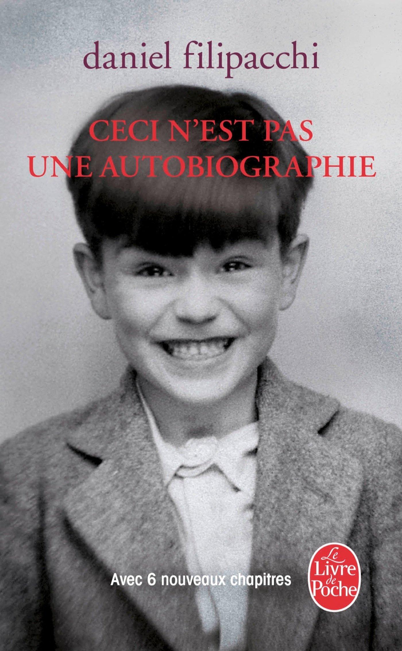 Amazon Fr Ceci N Est Pas Une Autobiographie Daniel