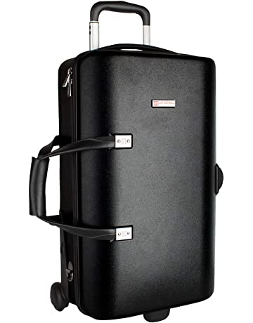 Protec Triple Trumpet Case with Wheels, Black (BLT301T)
