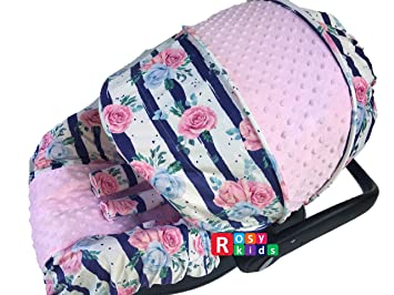 Amazon Com 7pc Baby Boy Baby Girl Whole Set Of Infant Car Seat