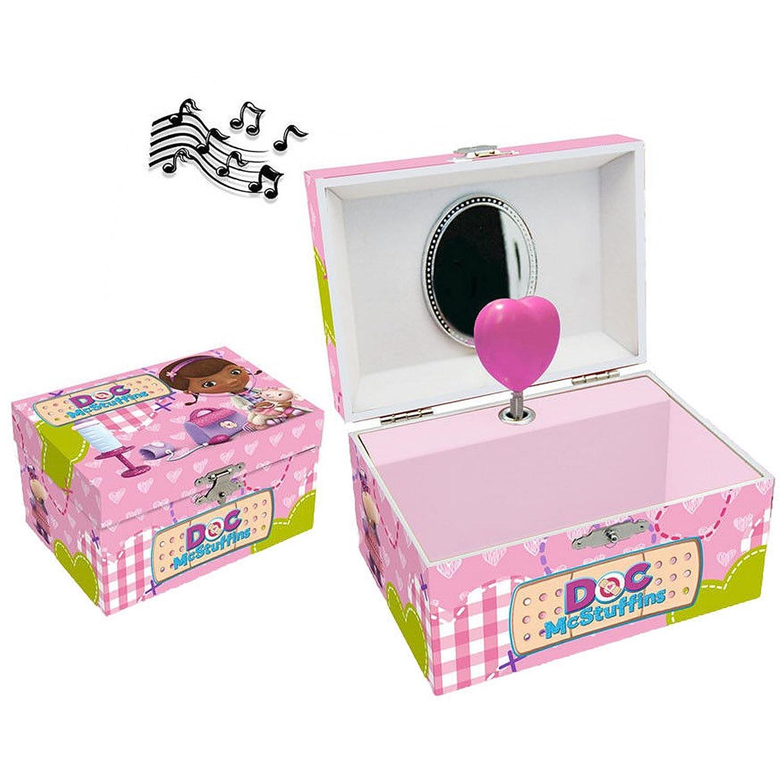 DISNEY - Boite à Bijoutier Musical DOC Mcstuffins 3+ WD91065