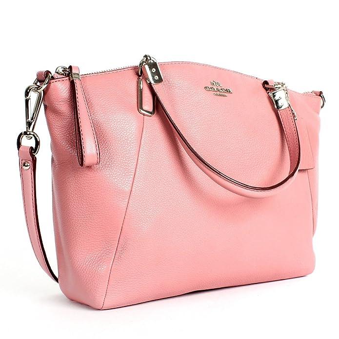 b431940c2c53c ... order coach pebble leather small kelsey satchel 34493 shadow rose  handbags amazon e0f9c 59c35 ...