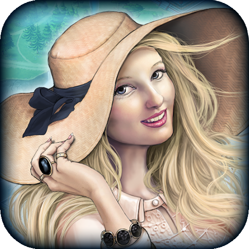 Hidden Object - Blackstone Mysteries (Crime Mystery Game)